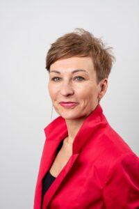 """Agnieszka Osiak-Stanisłąwska - Zastępca Dyrektora CAM """"Nowolipie"""""""
