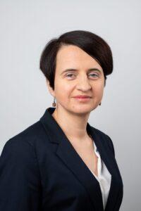 """Joanna Dolińska-Dobek - Dyrektor Centrum Aktywności Miedzypokoleniowej """"Nowolipie"""""""