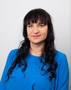 """Anna Stroińska - po. Kierownika Dziennego Domu Pomocy Społecznej """"Nowolipie"""""""