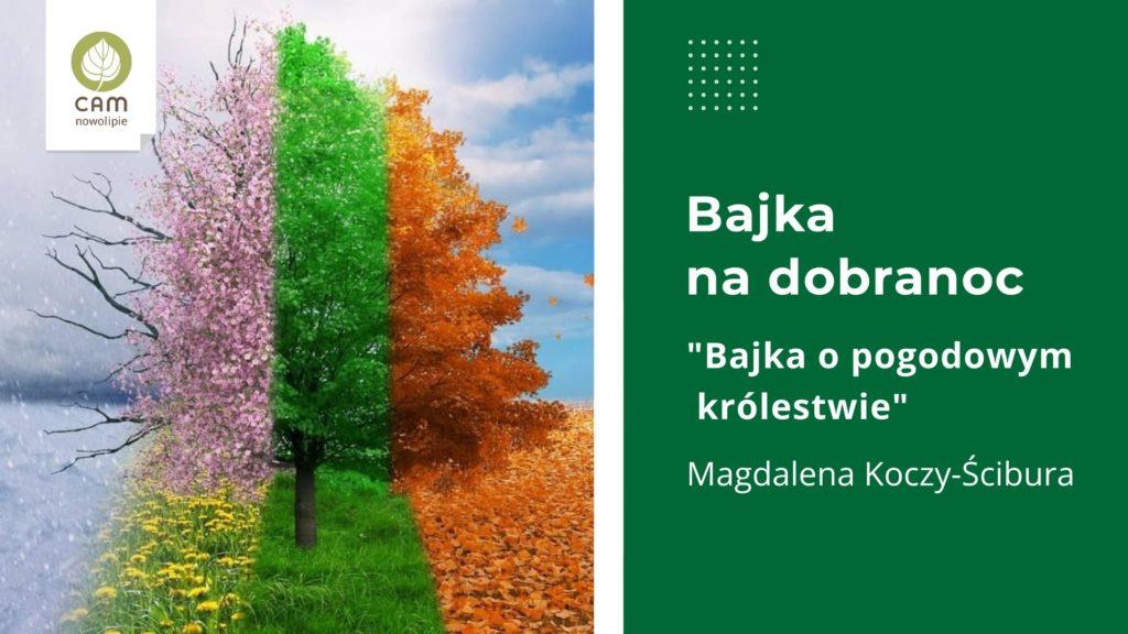 Drzewo w kilku kolorach układających się wzdłuż od góry do dołu.